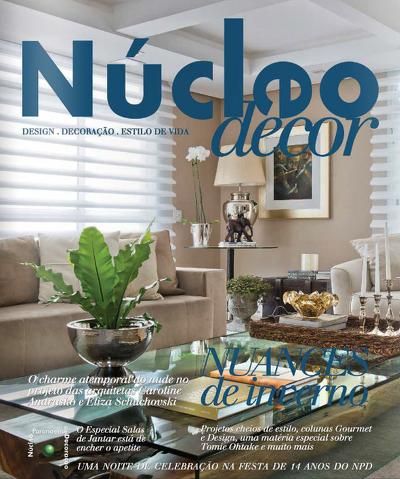 02 - Revista Núcleo Decor Edição 36 01