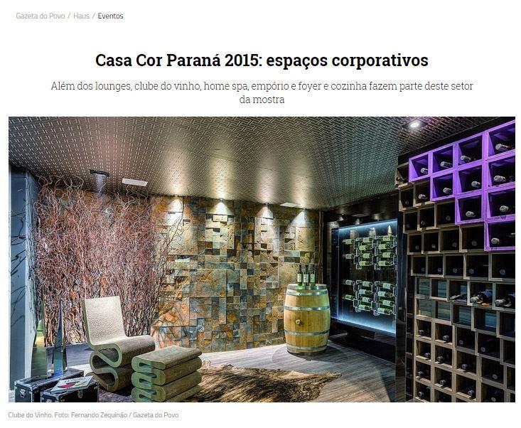 05 - Gazeta do Povo – EDIÇÃO 19-07-2015